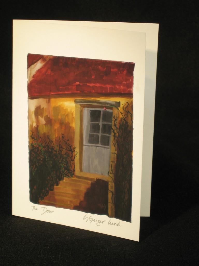 Card-The Door